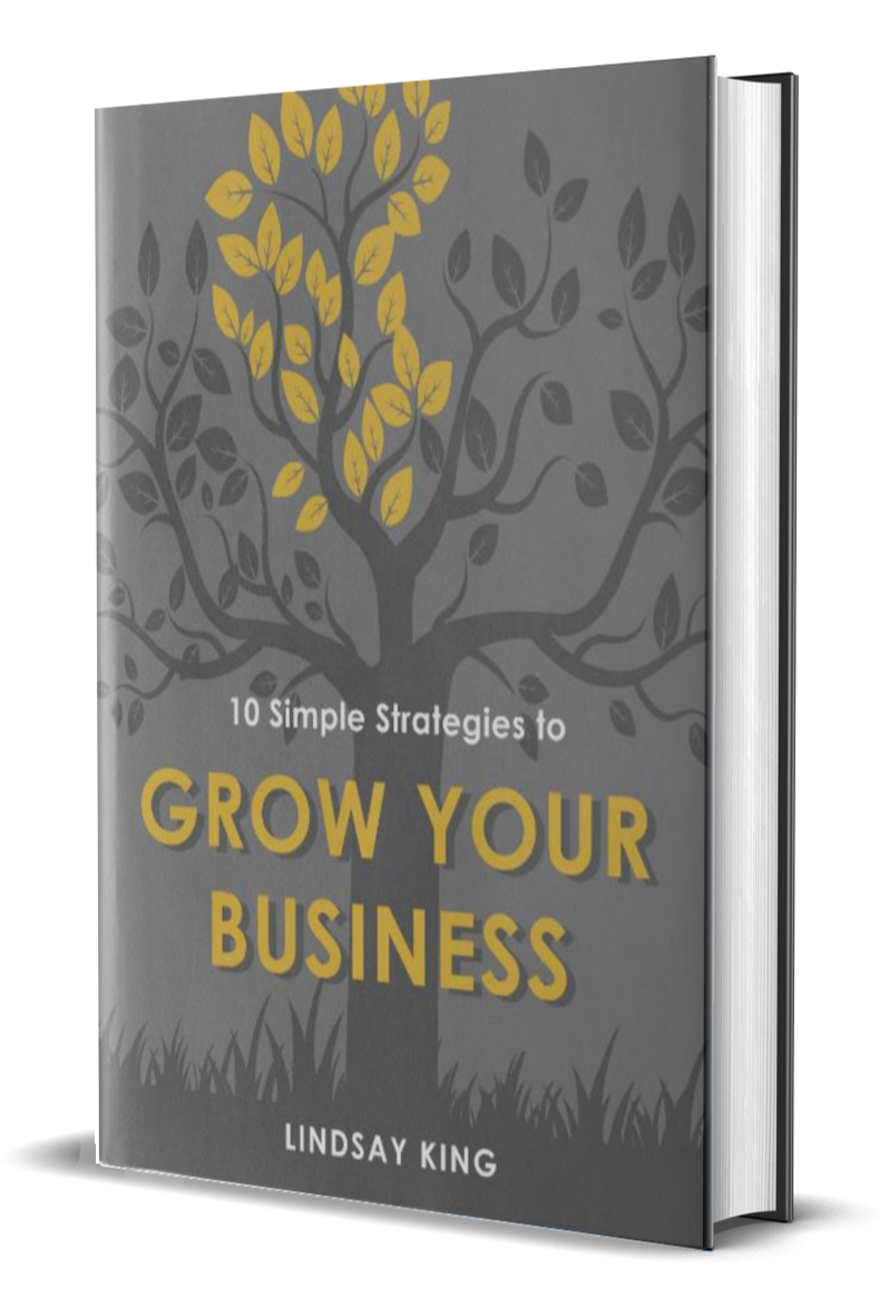 Grow Your Business E-Book by Lindsay King